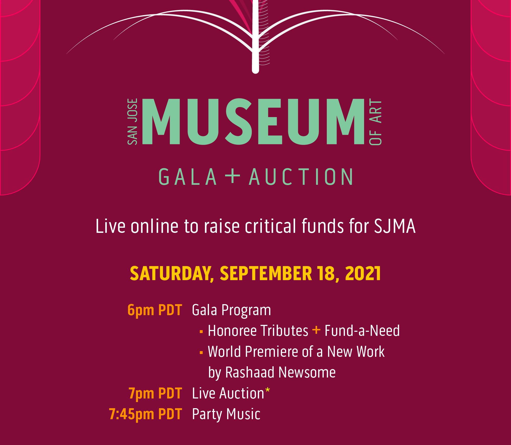 2021 Gala + Auction