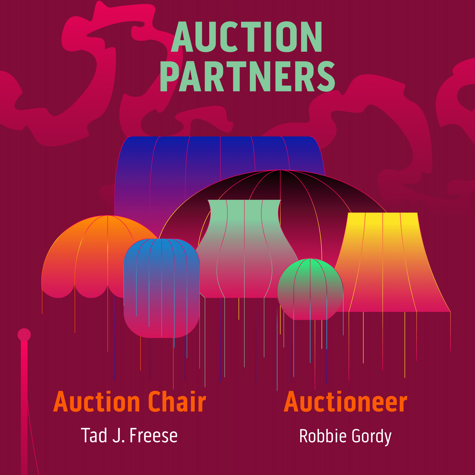 Auction Partners + Supporters