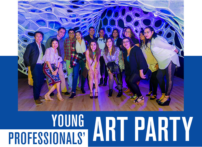 Young Professional's Art Party