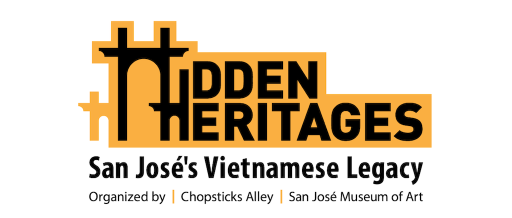 Logo for the Hidden Heritage partnership.